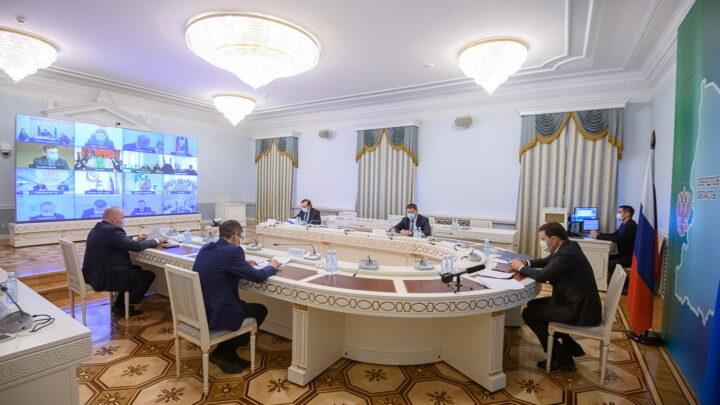 Губернатор нацелил оперштаб региона на безусловное выполнение новых нормативов, установленных федеральным центром