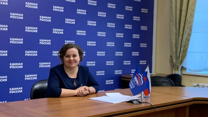 Заведующая детским садом из Екатеринбурга обсудила с Дмитрием Медведевым вопрос закрепления кадров