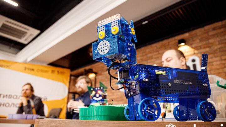 Участники фестиваля Rukami представили 60 изобретений, а фестивальные мероприятия собрали более 300 тысяч просмотров