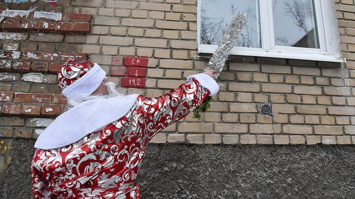 В Свердловской области проходит акция «Новый год в каждый дом»