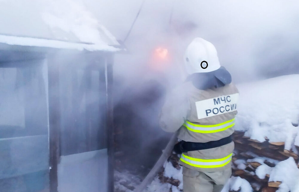 Пожар в Бокситах