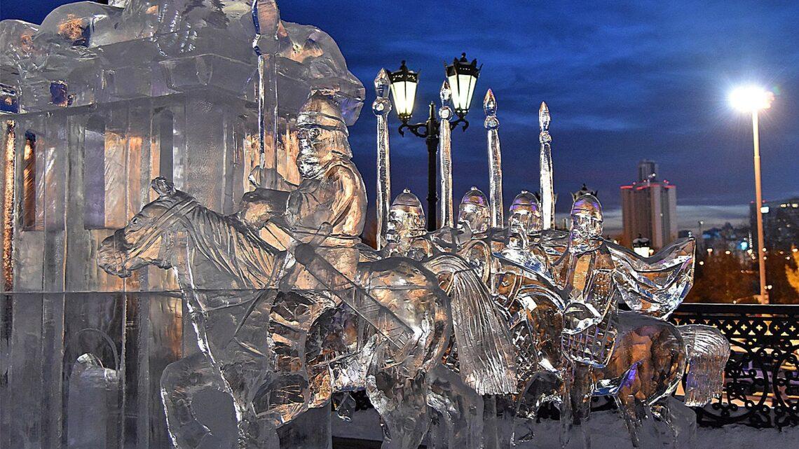 Почти 100 тысяч туристов посетили Свердловскую область в новогодние каникулы
