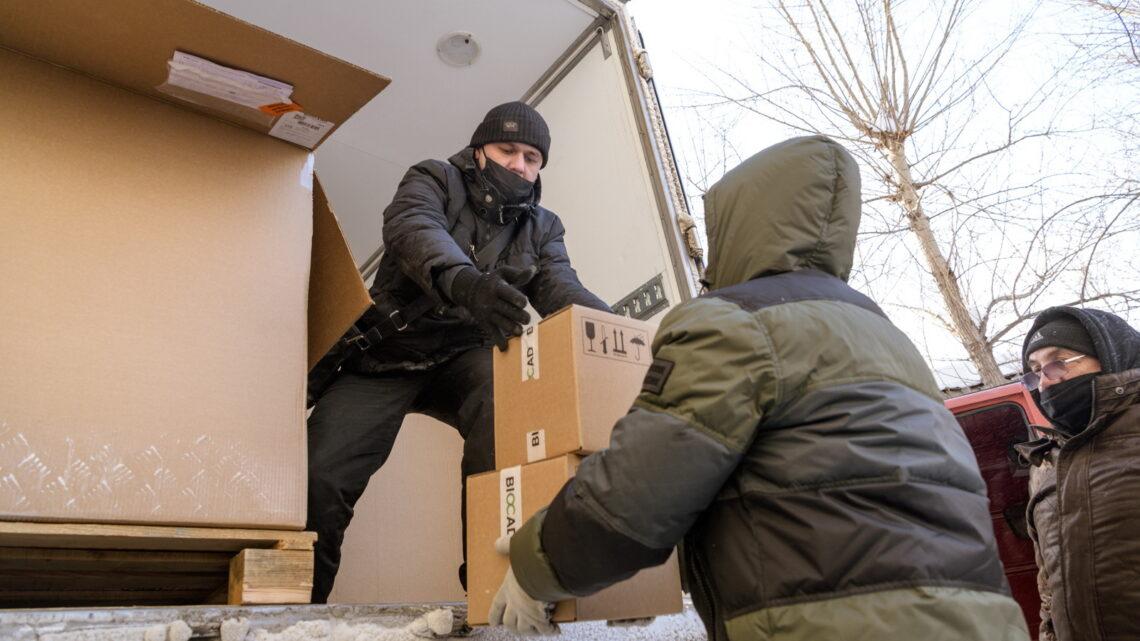 В Свердловскую область доставлена масштабная партия вакцины от коронавируса – более 40 тысяч доз