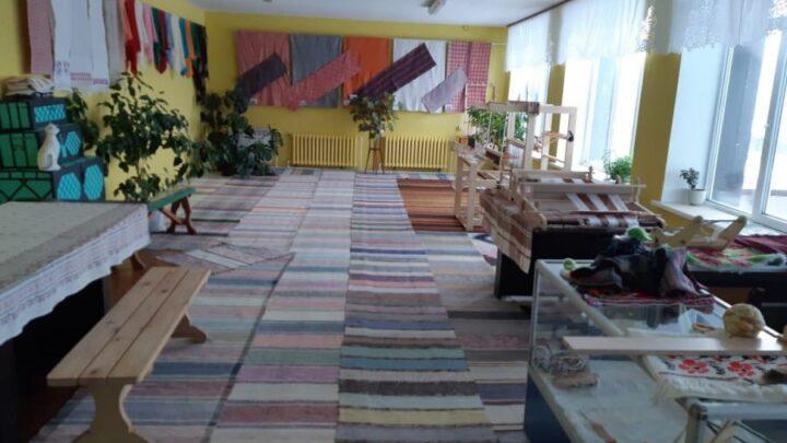 Уникальная студия ткачества появилась в селе Арамашево по инициативе жителей