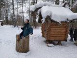 По природным паркам  Среднего Урала