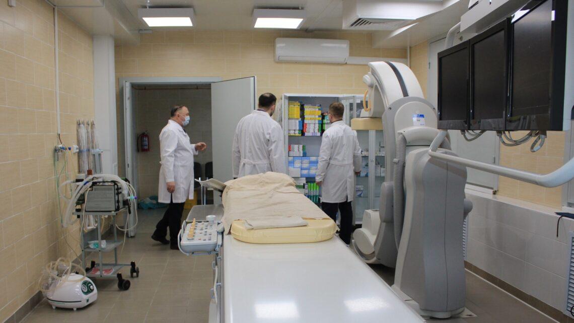 На Урале по нацпроекту «Здравоохранение» открылся еще один Центр по лечению хронической сердечной недостаточности