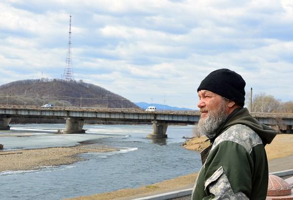 По России от края до края Два с половиной года назад житель Тюмени Андрей Шарашкин отправился в дальнее путешествие по городам и весям нашей необъятной Родины. В середине февраля путник гостил в Североуральске