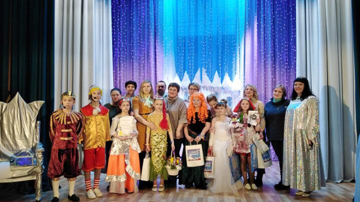 Об истинных принцессах В ДК «Малахит» прошёл театрализованный конкурс «Принцесса сказочной страны»