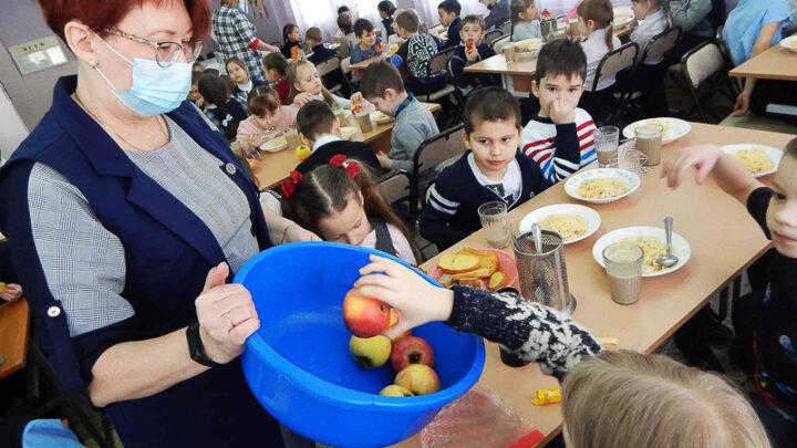 Особенности школьного питания
