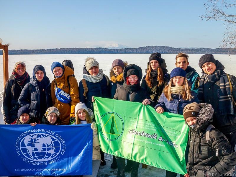 «Варга-2021» на берегу озера Светлое