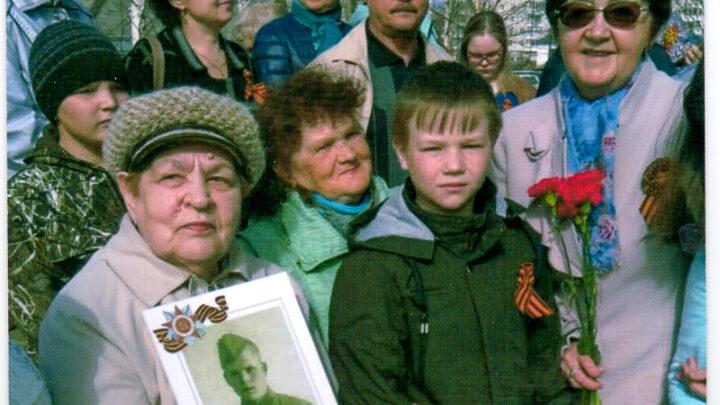 С юбилеем, дорогой учитель! Год рождения 1941, 12 апреля. Галина Михайловна Кириллина, одна из тех, кого называют дети войны