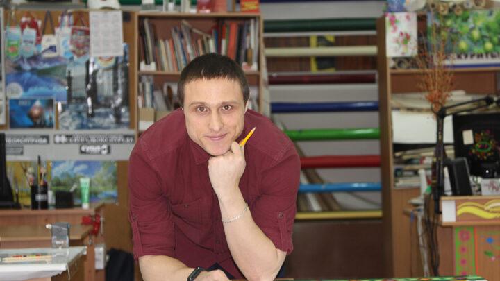 Мультфильм на счастье Субровчанин Андрей Немиров считает себя счастливым человеком. Дома и на работе он занимается творчеством