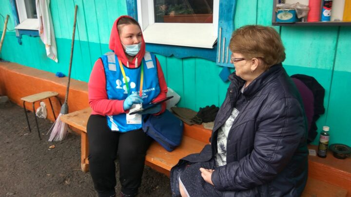 Перепись населения началась в труднодоступных территориях Свердловской области