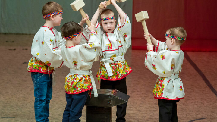 Когда душа поёт 28 марта в ДК «Современник» прошёл гала-концерт открытого фестиваля-конкурса народного творчества «Эх, душа моя русская!»