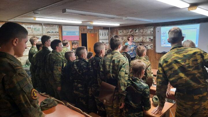 Североуральск героический В библиотеке для детей и молодёжи по Октябрьской,29 прошёл цикл встреч со школьниками