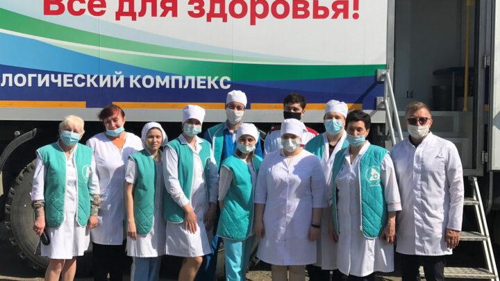 Национальный проект «Здравоохранение»: чтобы сельские жители были здоровы, к ним едет «#ДоброВСело»