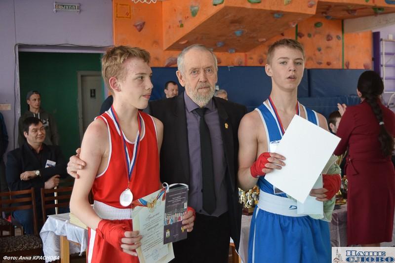 Тренеру-преподавателю Василию Дмитриевичу Рудакову присвоят звание «Почётный гражданин Североуральского городского округа»