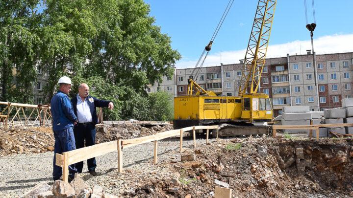 В Североуральске на месте заброшенного пустыря будет современный девятиэтажный дом для детей-сирот
