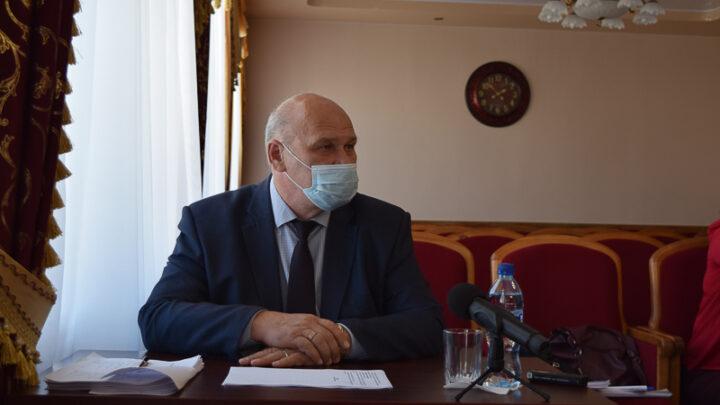 23 июня глава Североуральского городского округа В.Матюшенко представил в думу отчёт о своей работе и деятельности администрации за 2020 год