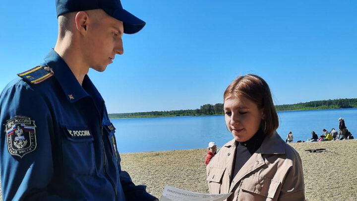 Ежедневно на территории нашего округа в целях информирования, обеспечения безопасности и предотвращения трагических последствий