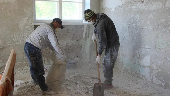 Дом культуры «Горняк» закрылся на капитальный ремонт. Строительные работы финансирует РУСАЛ