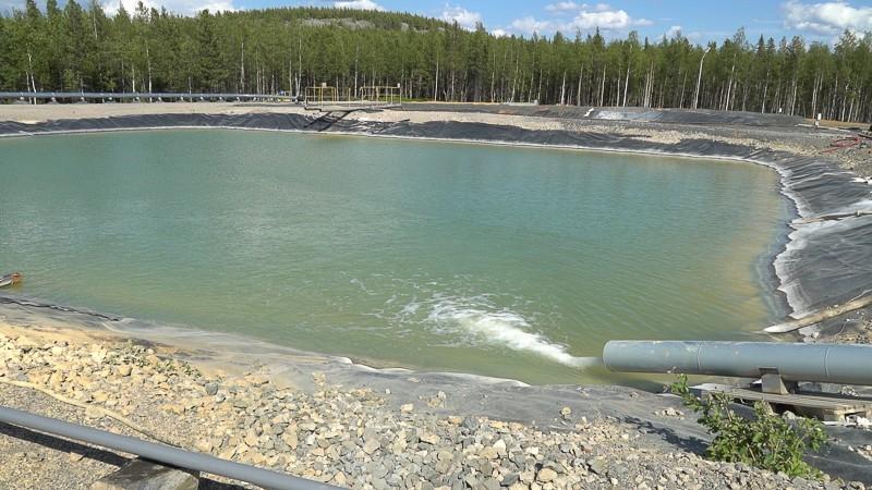 На Северном медно-цинковом руднике АО «Святогор» после реконструкции выполнен запуск временных очистных сооружений карьерных и подотвальных вод отработанного карьера Шемурского месторождения