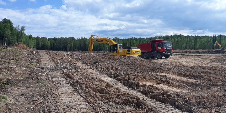 Компания «Рифей» приступила к строительству комплекса по обращению с твердыми коммунальными отходами в Краснотурьинске