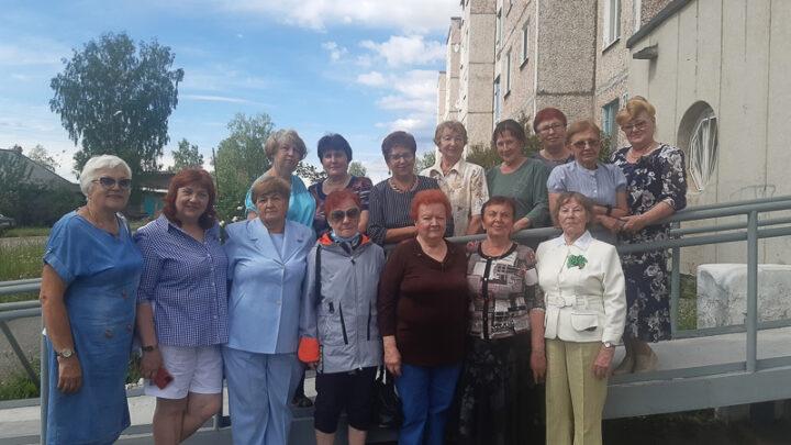 17 июня прошла встреча ветеранов здравоохранения Североуральска