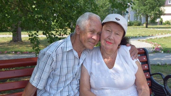 Главное – беречь друг друга.  Любовь и Михаил Стукалины в счастливом браке вот уже 54 года