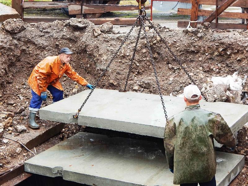 МУП «Комэнергоресурс» провёл ремонтные работы при полной остановке центральной котельной