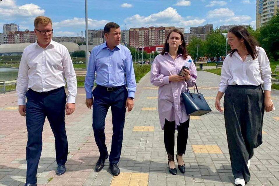 «Взрывпакет» для глав муниципалитетов Свердловской области. Обращения граждан на контроле у губернатора.