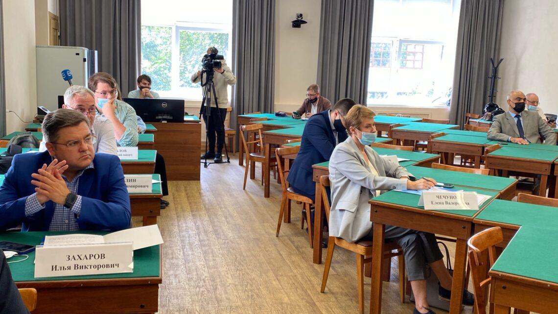 Политическая конкуренция в России растет. Свердловские эксперты обсудили доклад  координационного совета Общественной палаты РФ