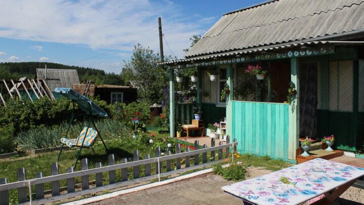 23 июля в России отмечается День дачника. Райский уголок за городом