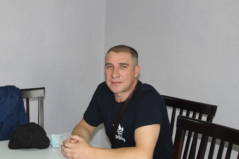 Алексей Горинов: «Моя заветная мечта еще раз прыгнуть с парашютом»