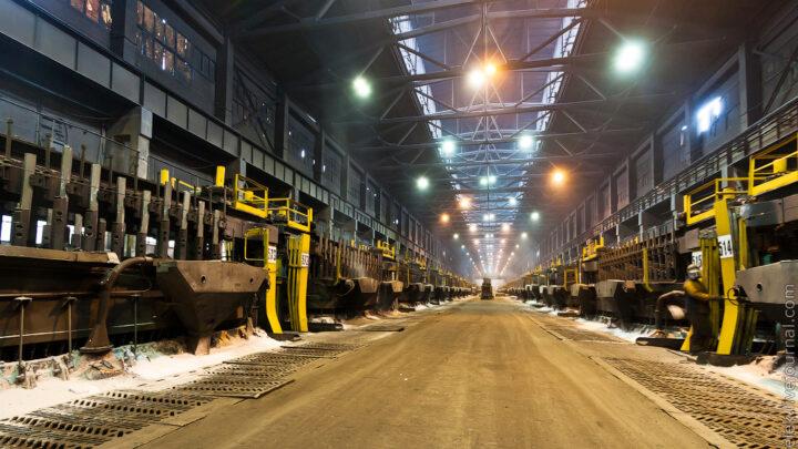 «Русал» просит избавить его от экспортной пошлины Компания опасается сокращения выпуска алюминия и консервации заводов
