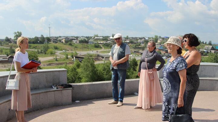 К занятиям приступили участники проекта «Серебряный экскурсовод»