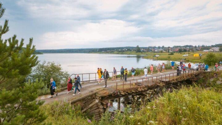 На Среднем Урале завершился 10-недельный туристический марафон