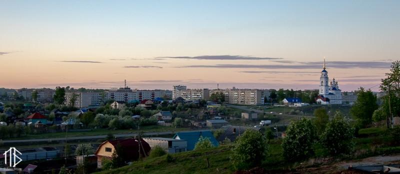 Любимый мой город Североуральск, ты очень мне дорог!