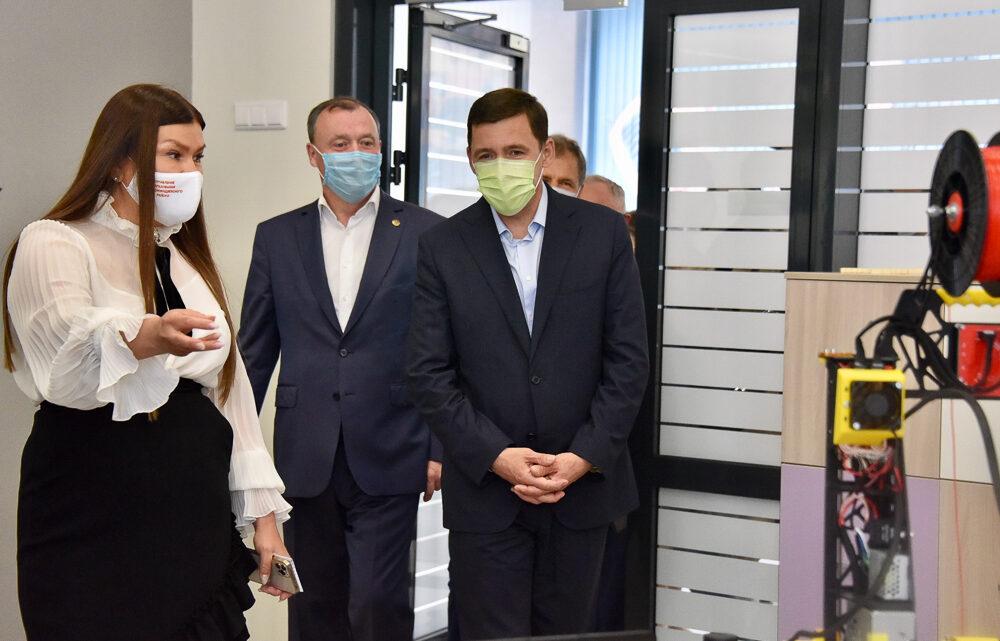 Евгений Куйвашев: не школа, а офис IT-компаний