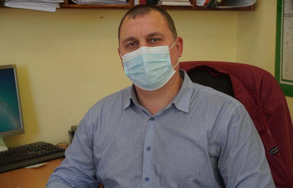 Решение проблемы безопасности дорожного движения на подземных горизонтах нашёл горный мастер шахты «Ново-Кальинская» Константин Морозов