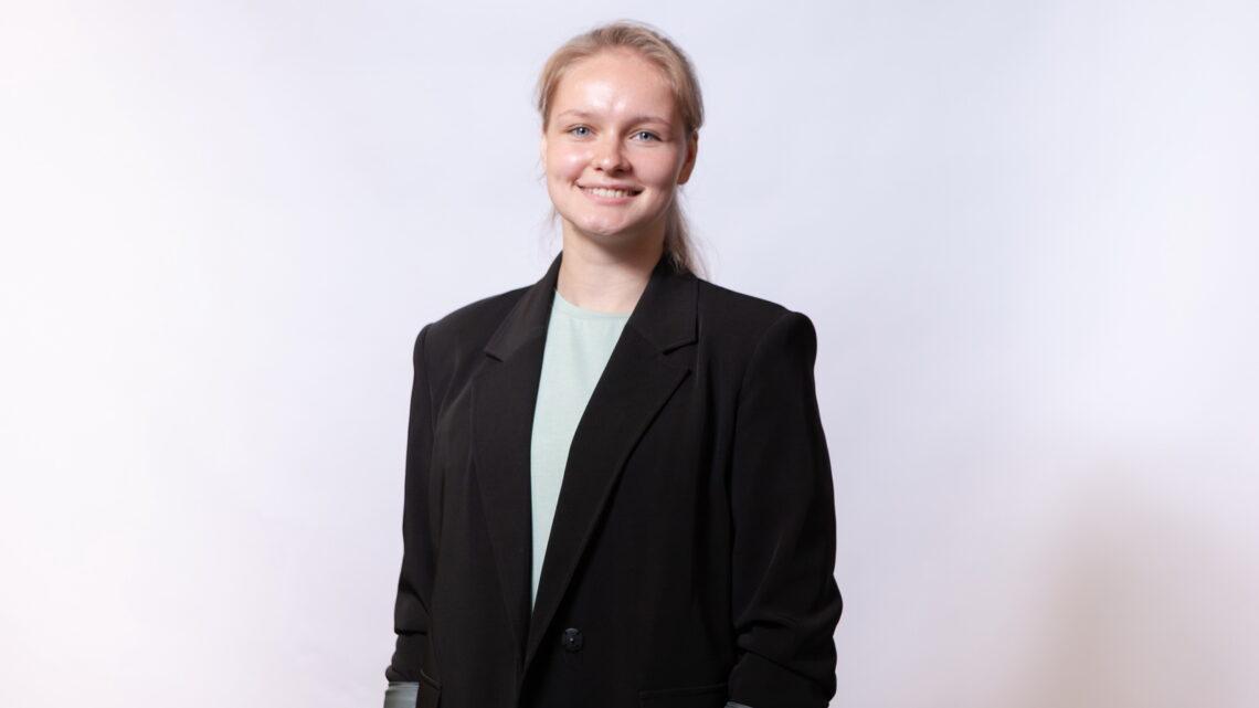 Свердловчанка Эвелина Сафина стала победителем трека «Студенты» конкурса «Лидеры России»