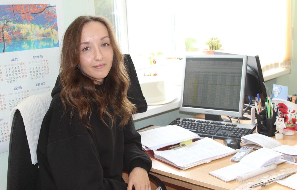 Софья Капитальцева работает на СУБРе с 2013 года