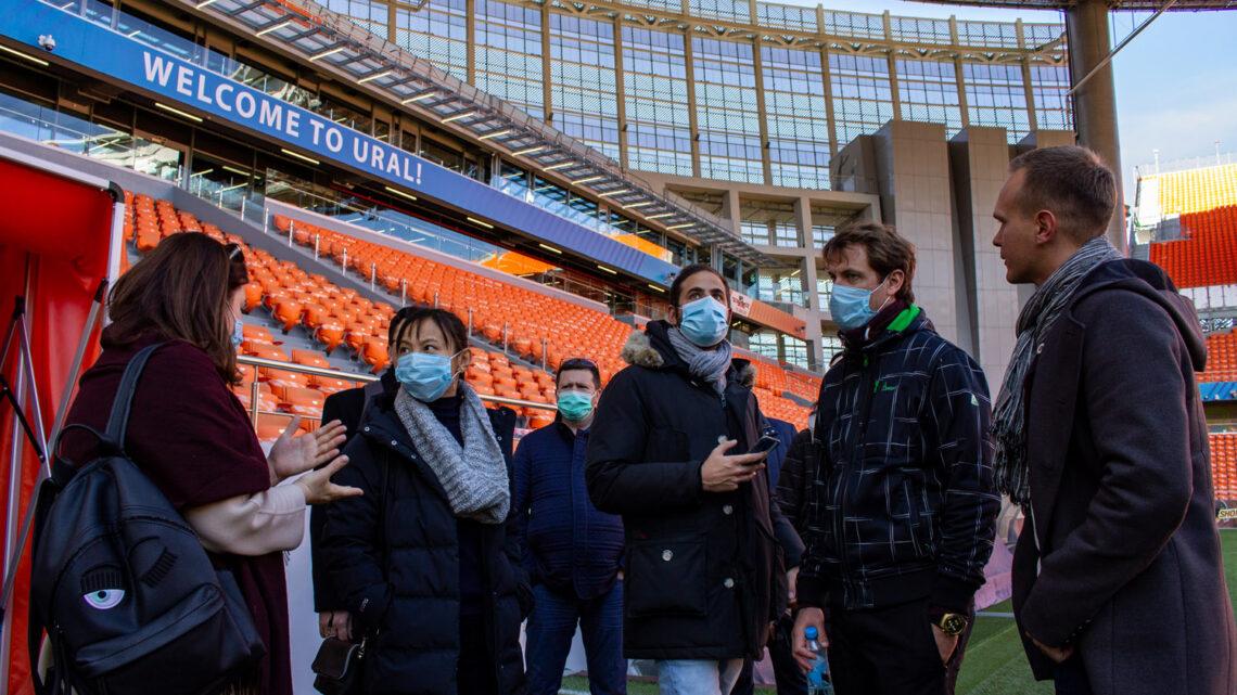 Технический комитет ФИСУ положительно оценил ход подготовки Свердловской области к Всемирным студенческим играм-2023