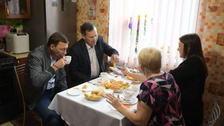 Евгений Куйвашев объявил о планах по газификации домов до конца 2021 года