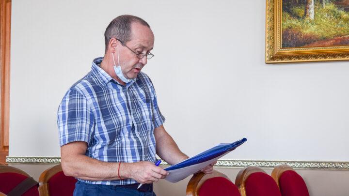 МУП «Комэнергоресурс» отчитался на «Часе информации» о подготовке к новому отопительному сезону