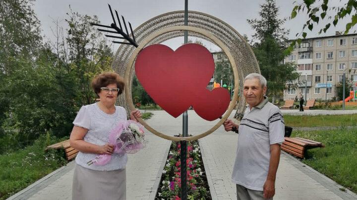 У Анатолия Даниловича и Ларисы Петровны Каутц не дача, а настоящий сказочный сад