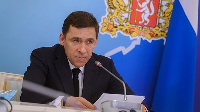 Евгений Куйвашев поручил премировать спасателей за ликвидацию природных пожаров: каждый получит по 50 тысяч рублей