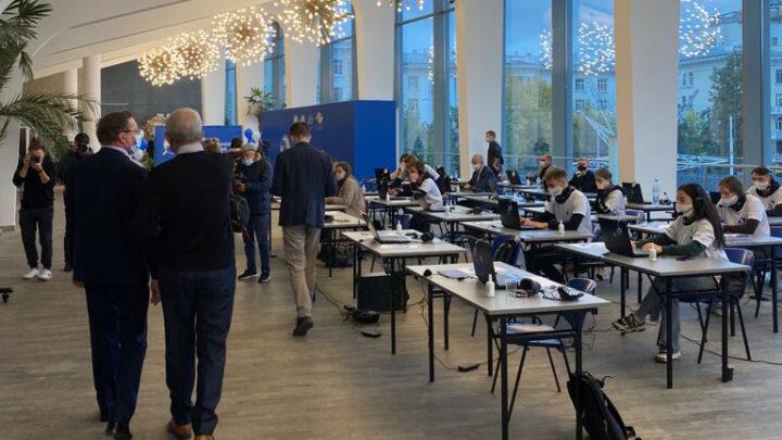 Павел Креков: Центр общественного наблюдения делает выборы максимально прозрачными