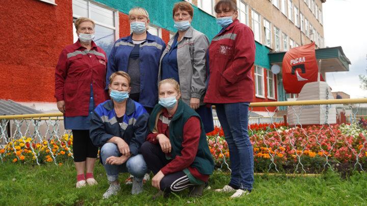 В традиционном конкурсе на лучшее оформление промплощадок в первой группе победила шахта «Черёмуховская»