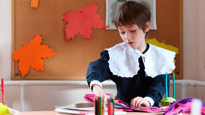 Как родители могут помочь первоклашке в первые учебные месяцы
